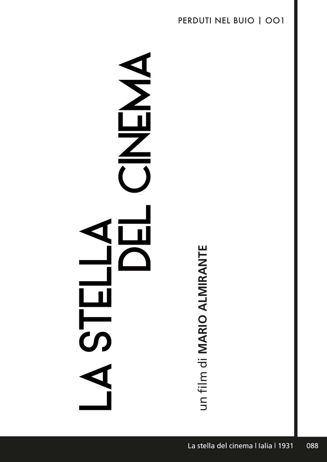 LA STELLA DEL CINEMA (DVD)