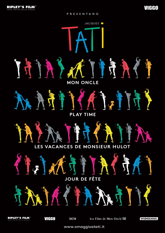 COF.JACQUES TATI COFANETTO (6 DVD) (DVD)