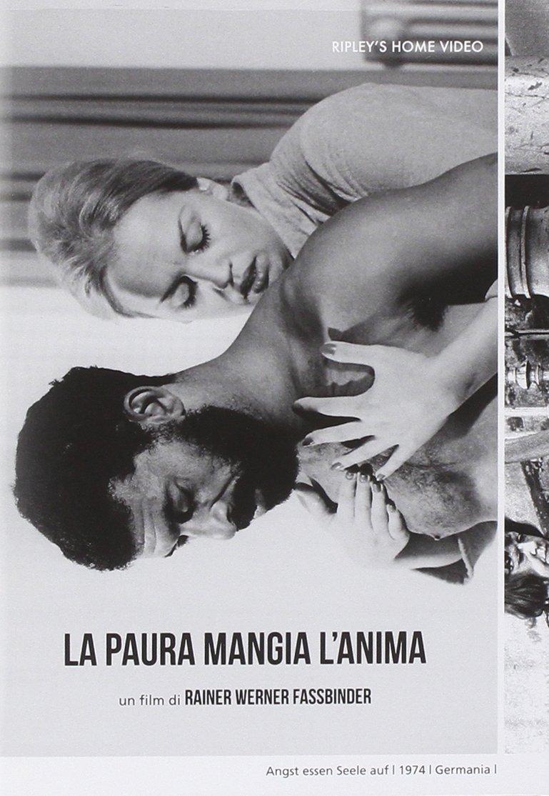 LA PAURA MANGIA L'ANIMA (DVD)