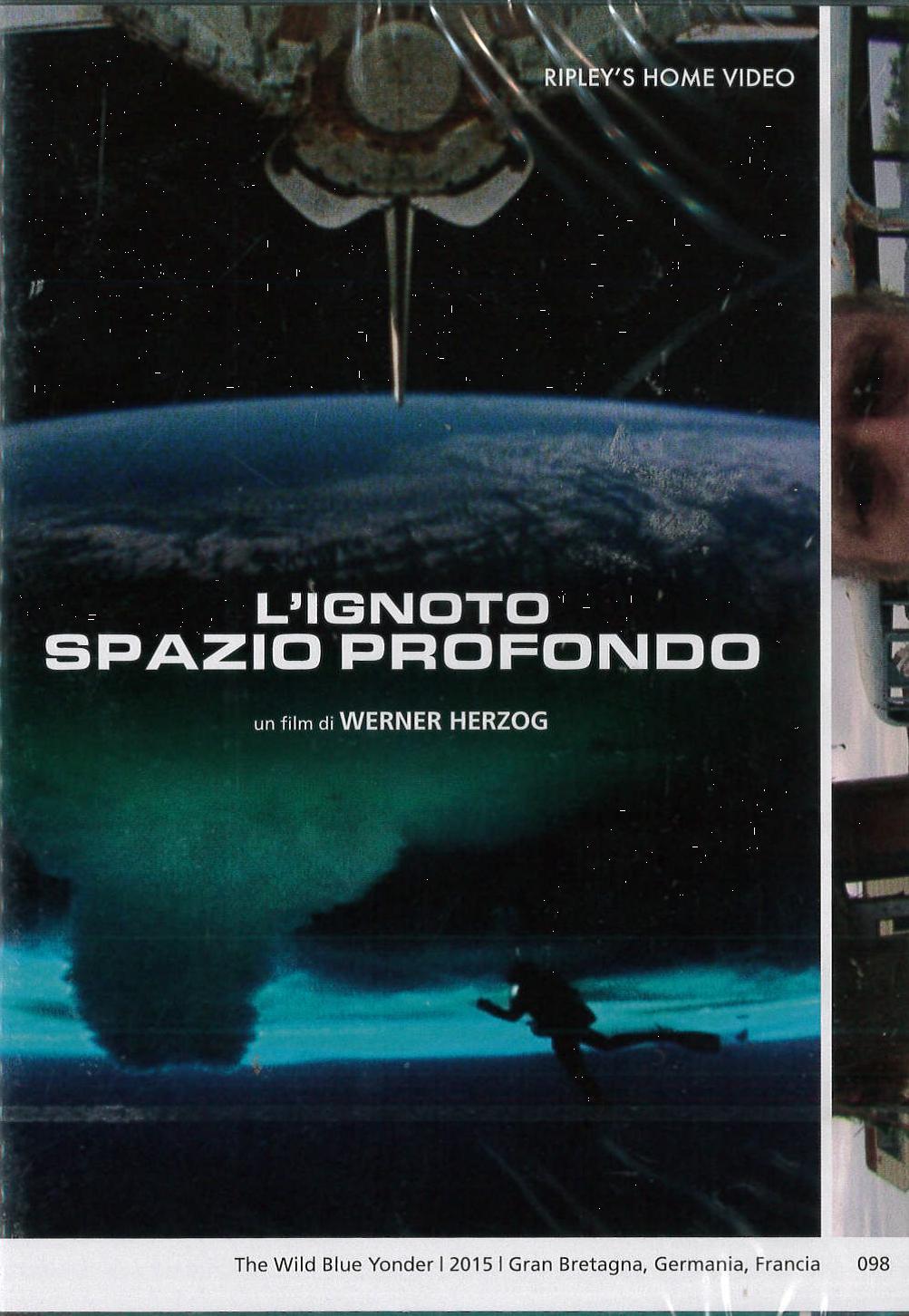 L'IGNOTO SPAZIO PROFONDO (DVD)