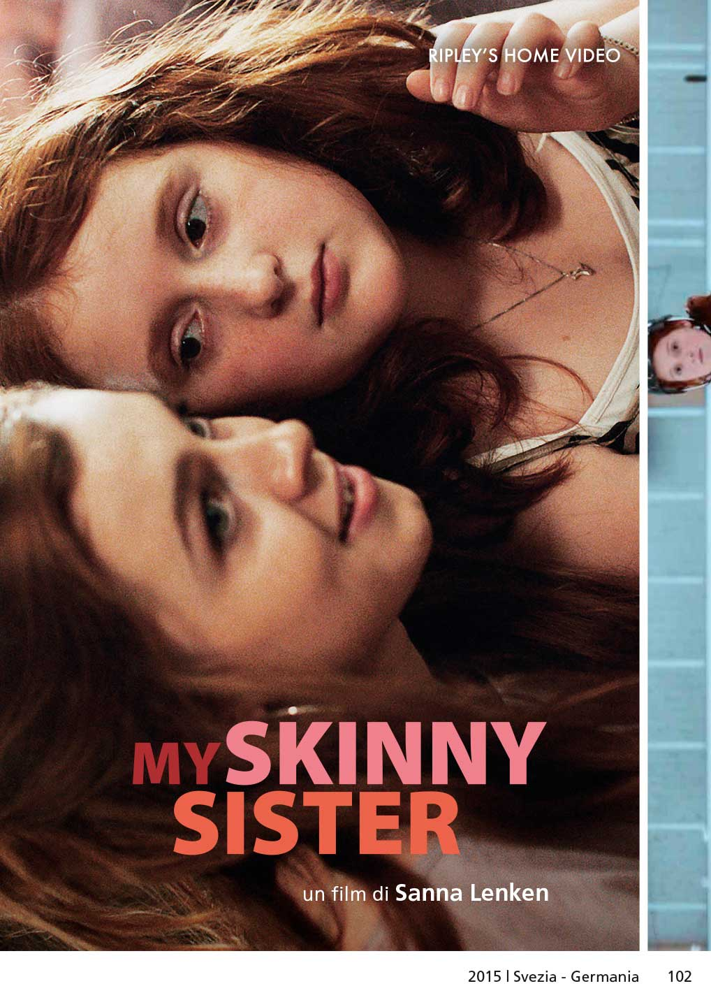 MY SKINNY SISTER (DVD)