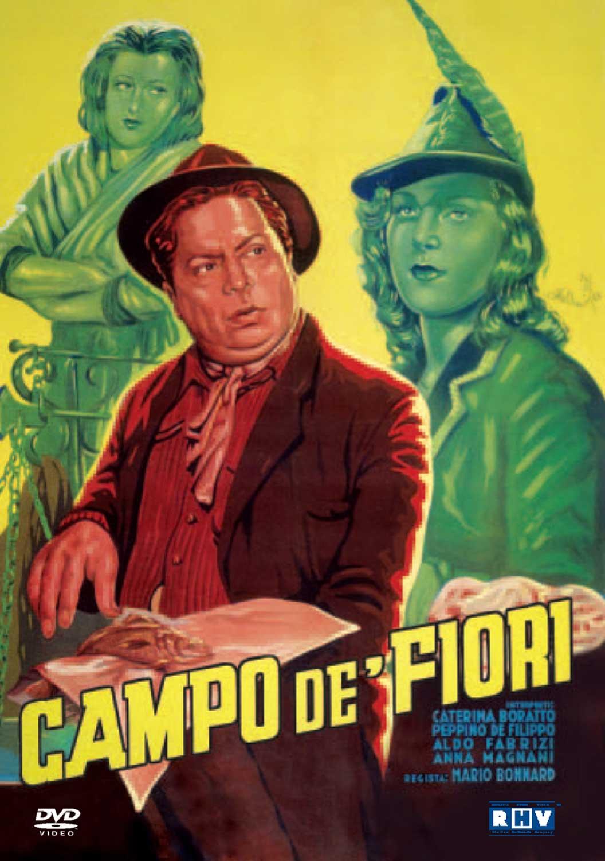CAMPO DE FIORI (DVD)