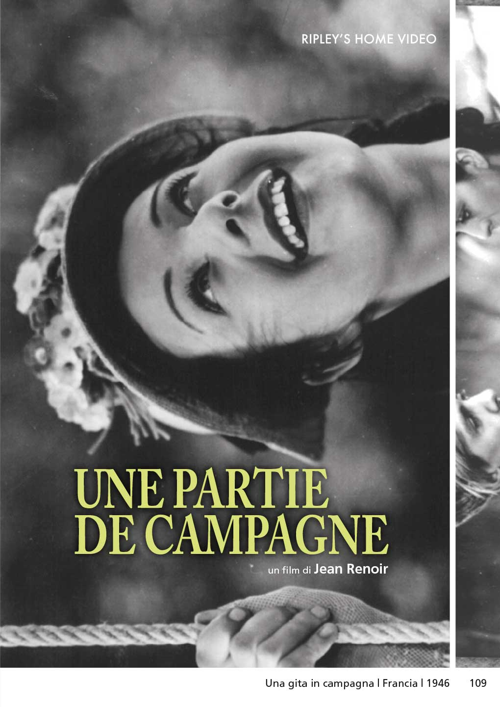 UNE PARTIE DE CAMPAGNE (DVD)