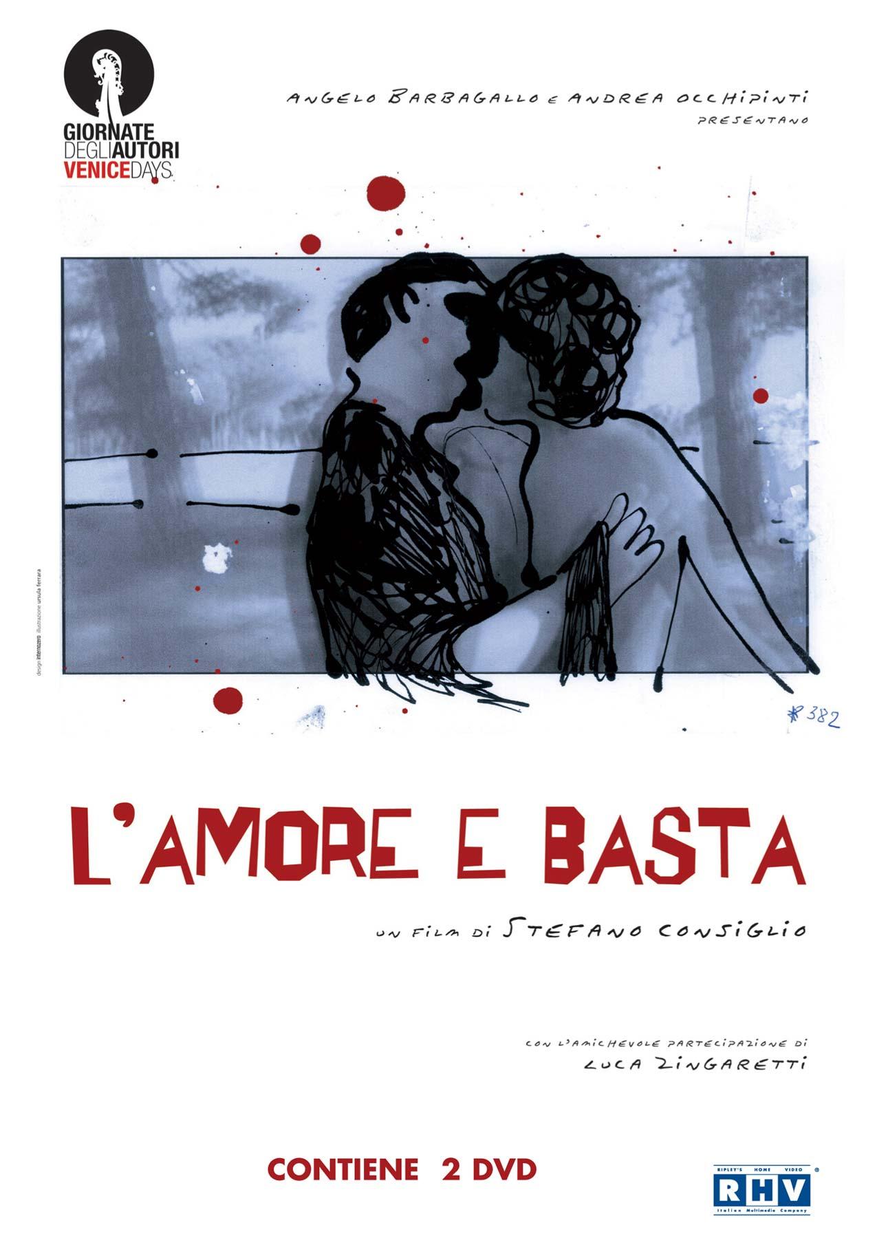 L'AMORE E BASTA (2 DVD) (DVD)
