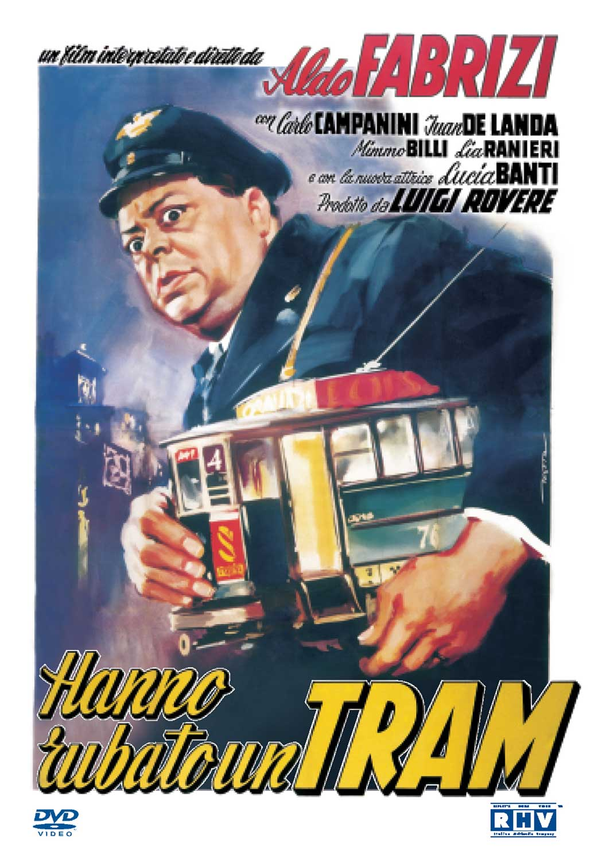 HANNO RUBATO UN TRAM (DVD)