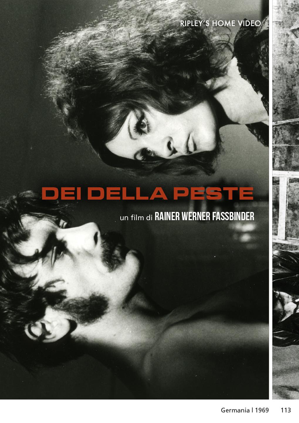 DEI DELLA PESTE (DVD)