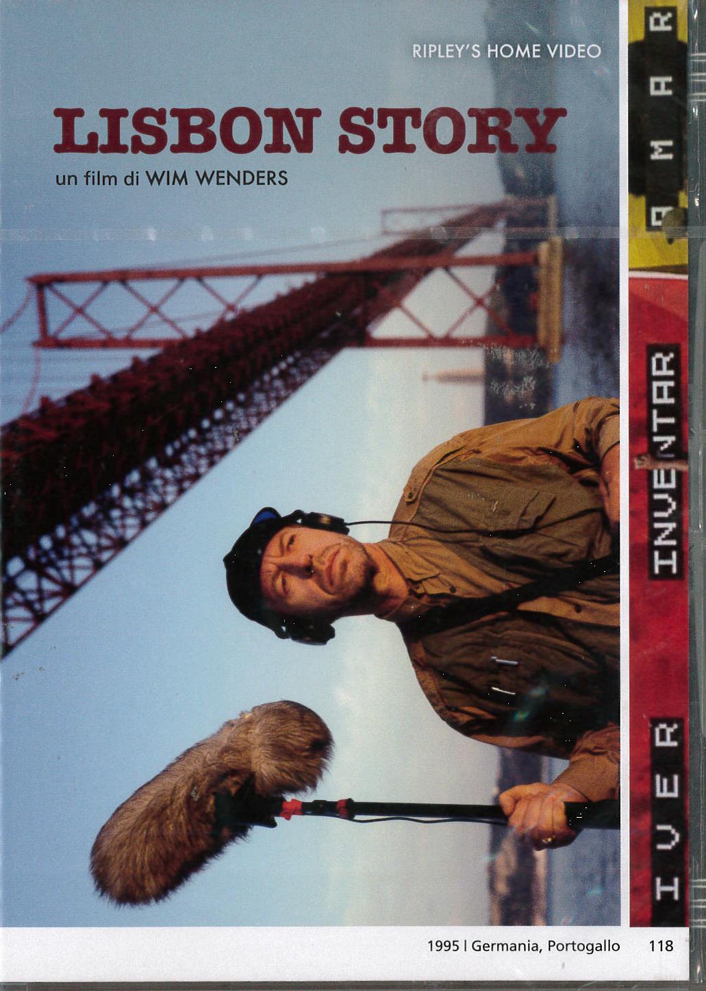 LISBON STORY (DVD)