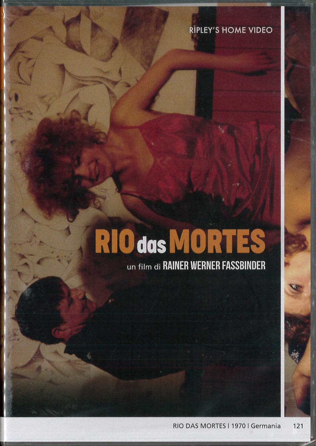 RIO DAS MORTES (DVD)