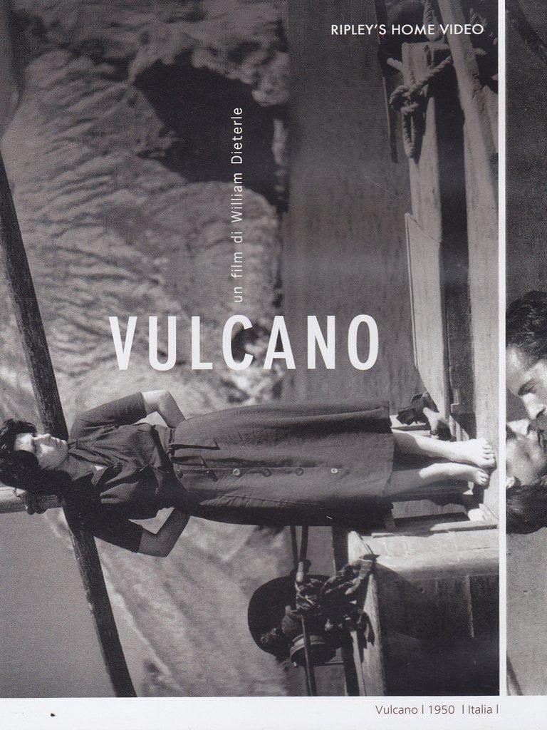 VULCANO (1950) (DVD)