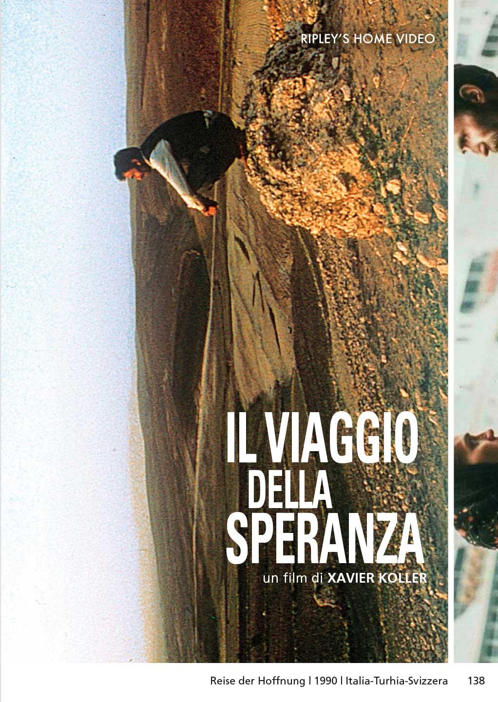 IL VIAGGIO DELLA SPERANZA (DVD)