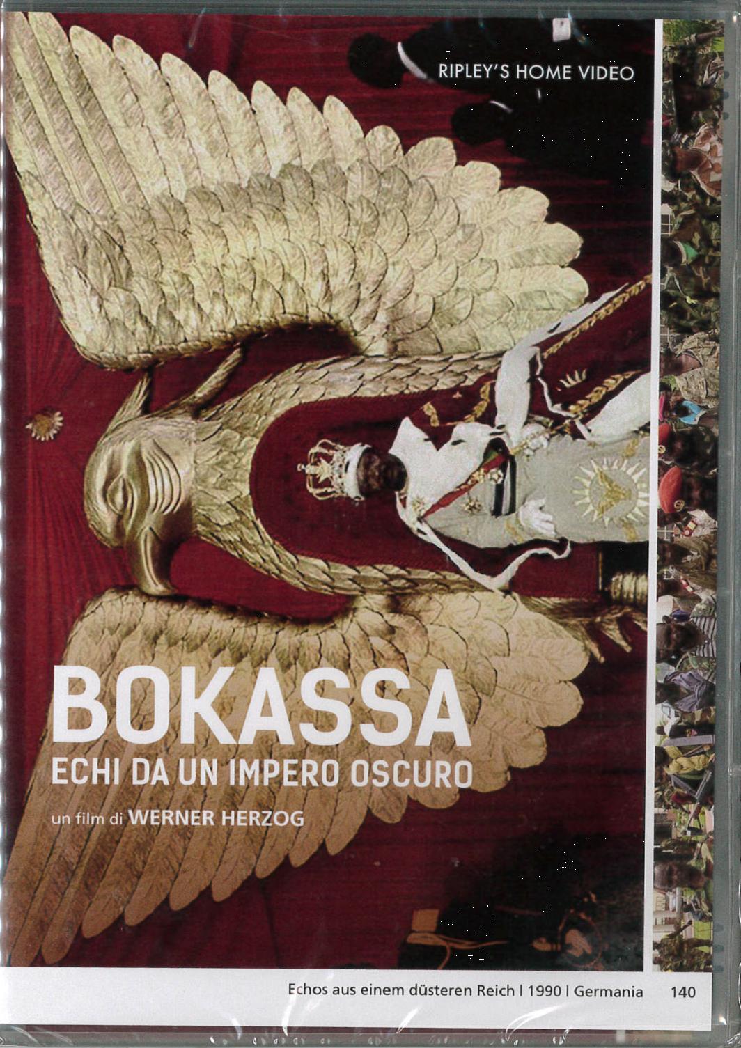 BOKASSA - ECHI DA UN REGNO OSCURO (DVD)