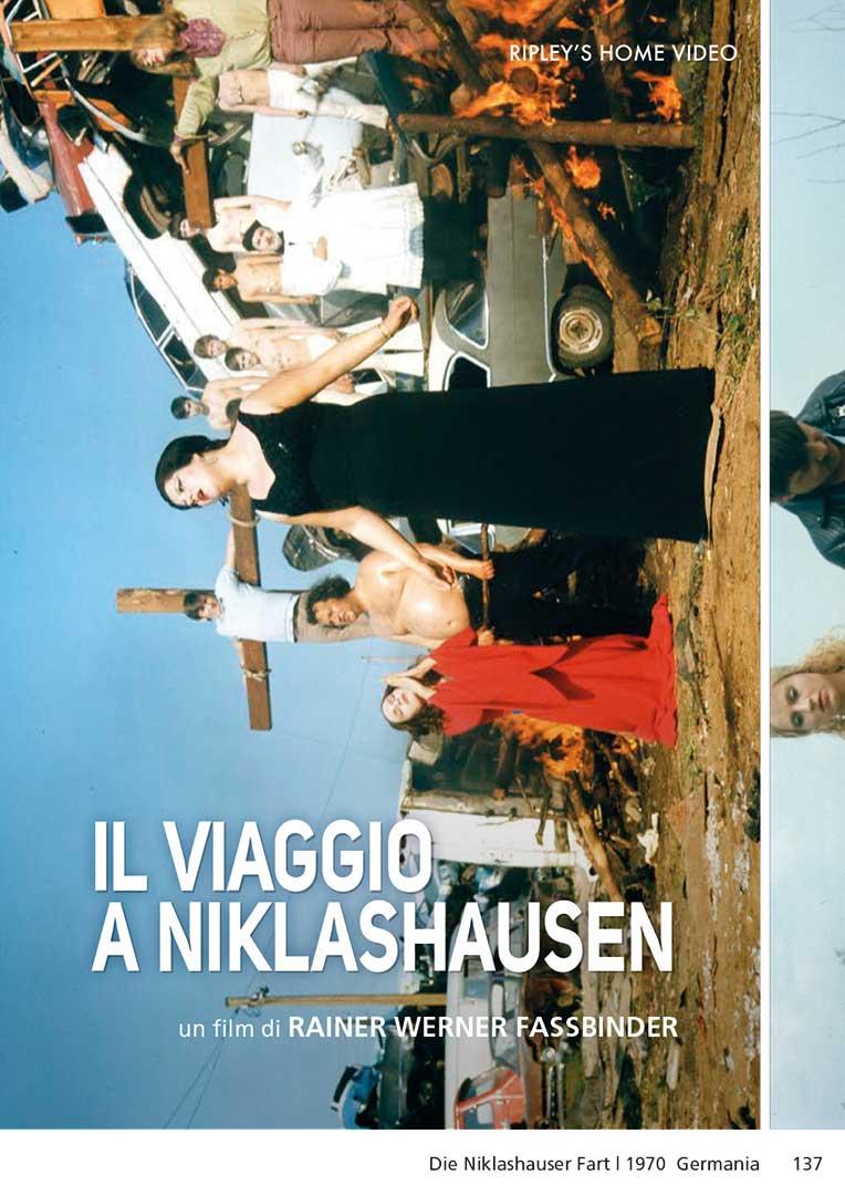 IL VIAGGIO A NIKLASHAUSEN (DVD)