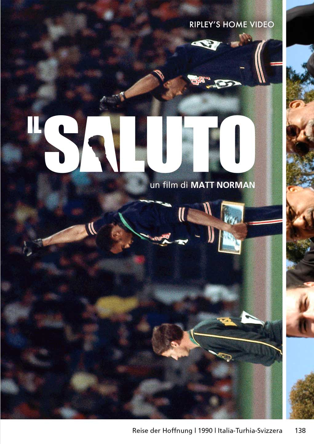IL SALUTO (DVD)