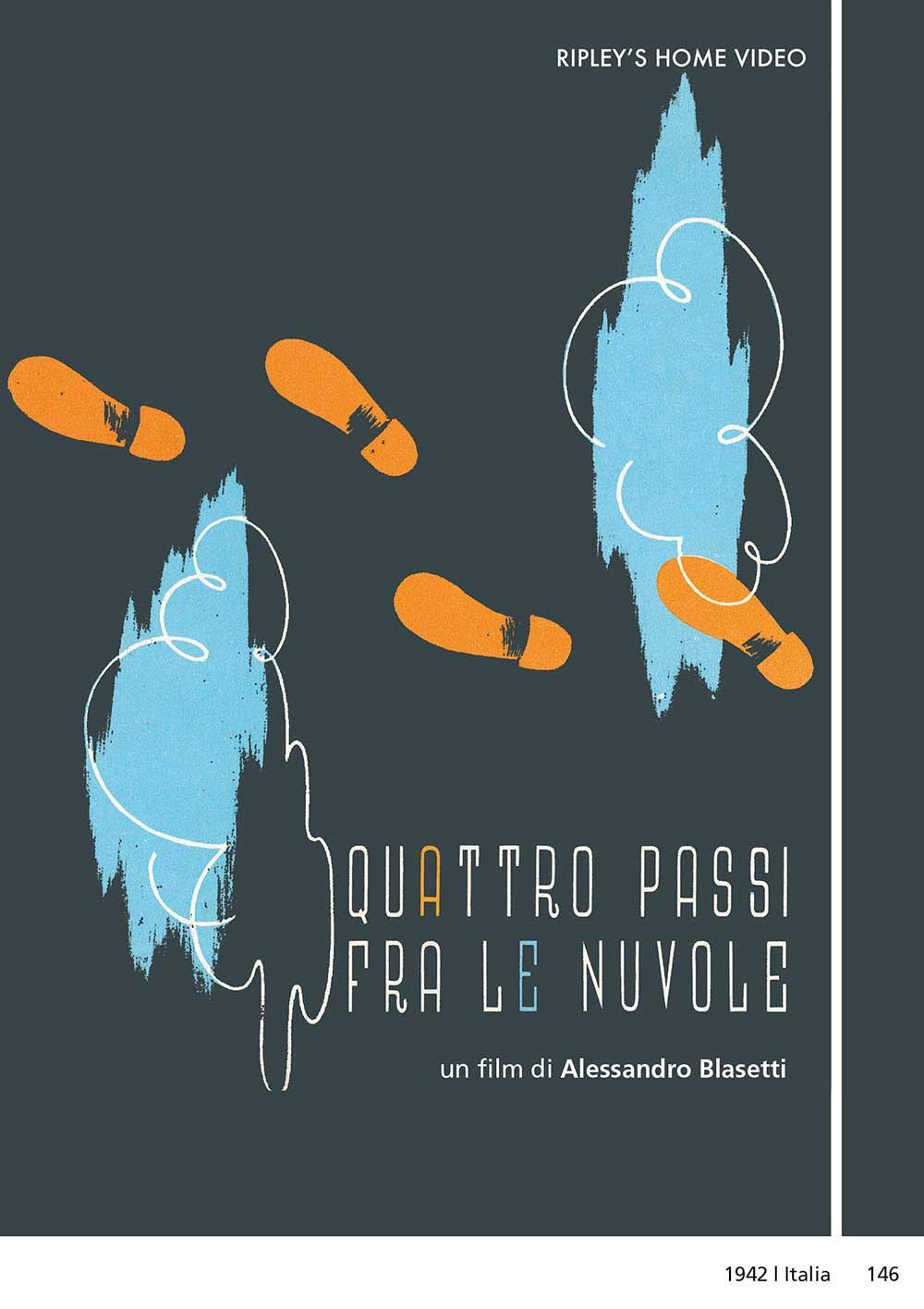 QUATTRO PASSI TRA LE NUVOLE (DVD)