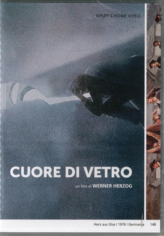 CUORE DI VETRO (DVD)