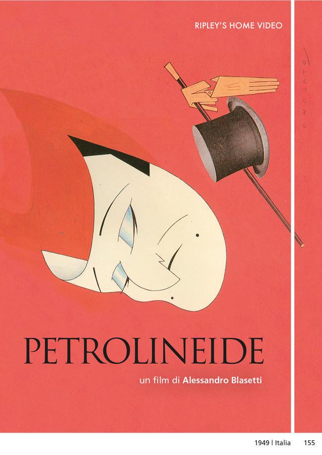 PETROLINEDE (DVD)