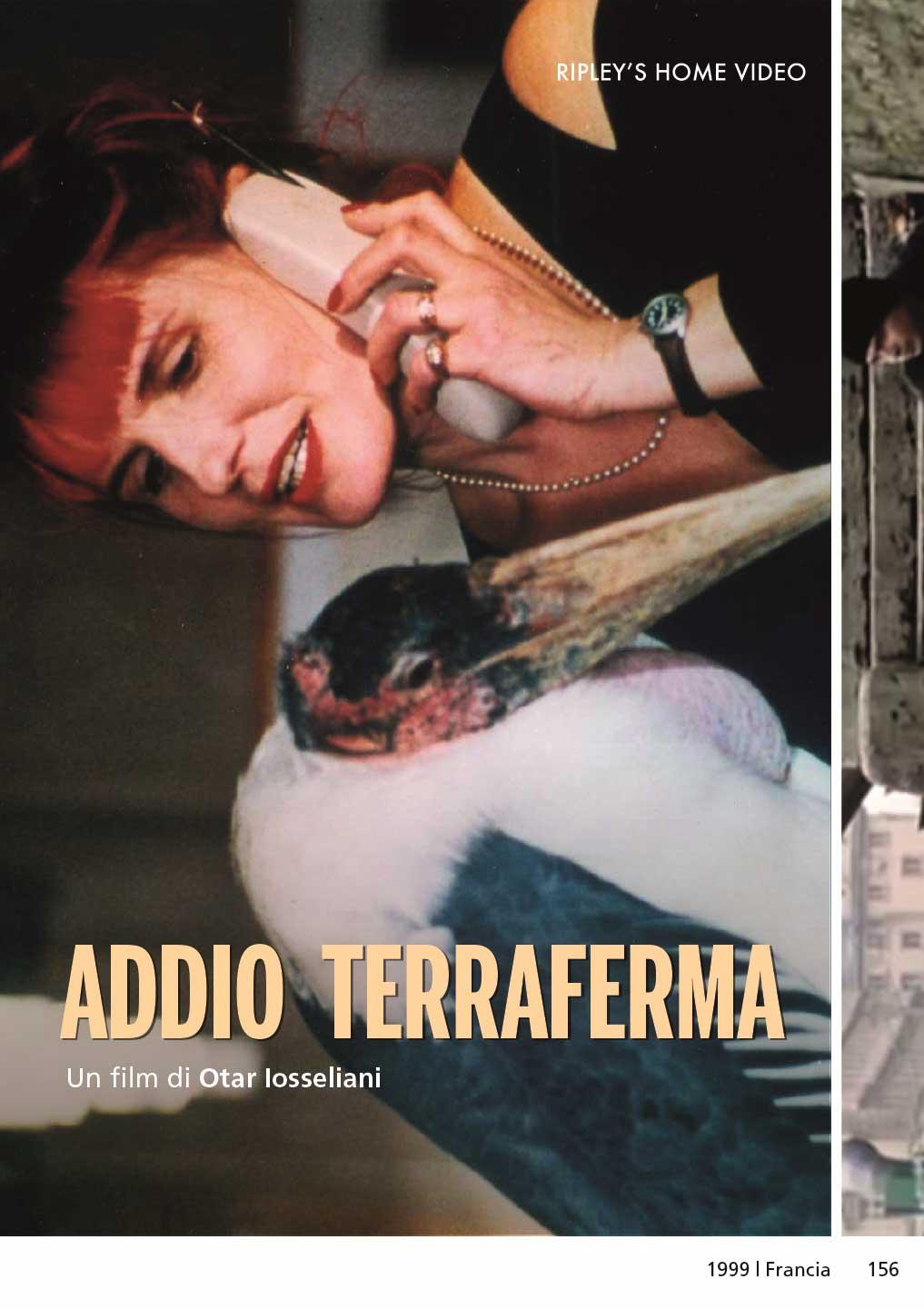 ADDIO TERRAFERMA! (DVD)