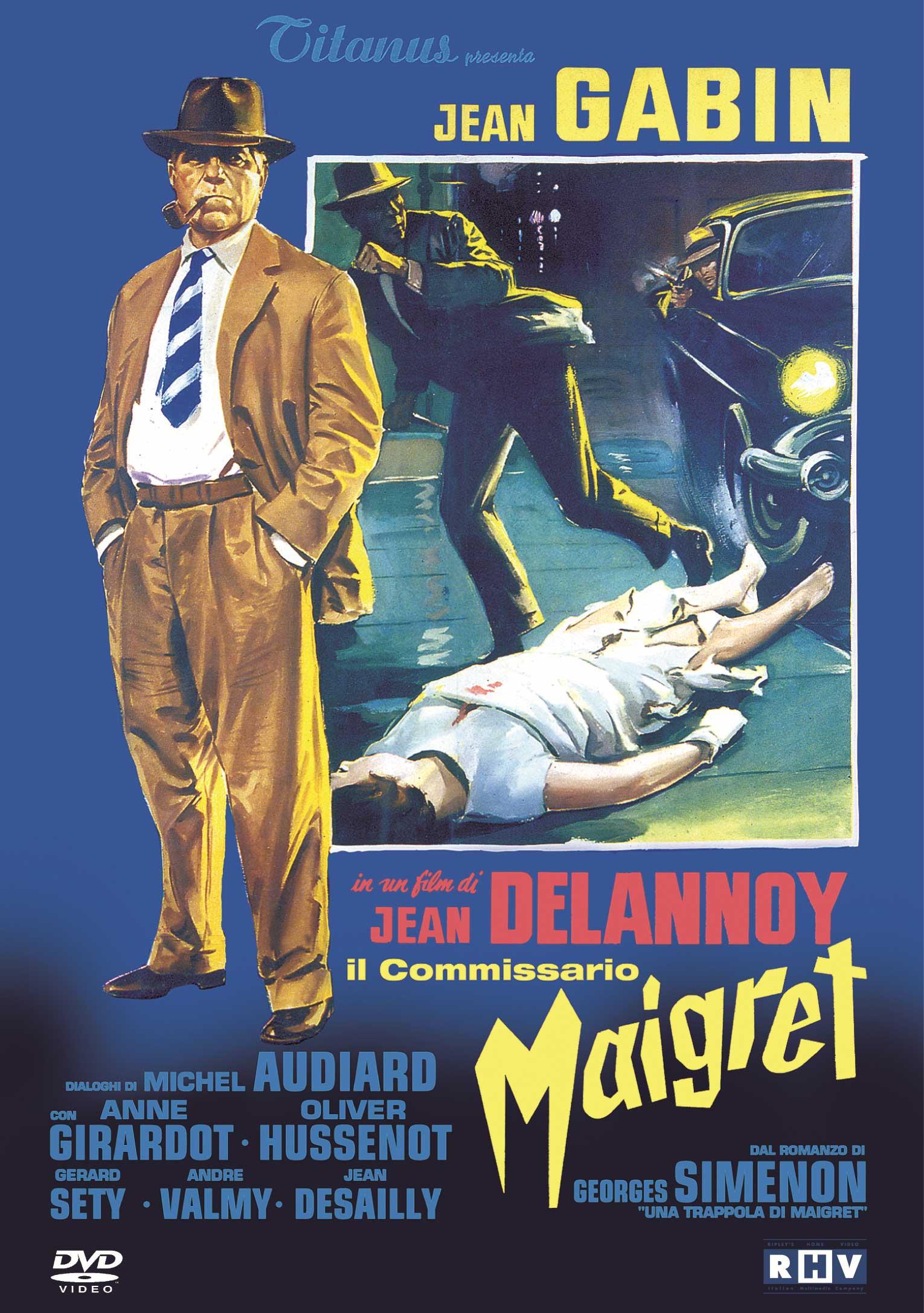 IL COMMISSARIO MAIGRET (DVD)