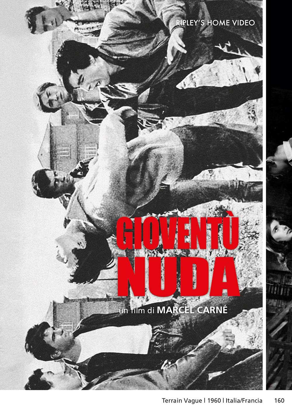 GIOVENTU' NUDA (DVD)