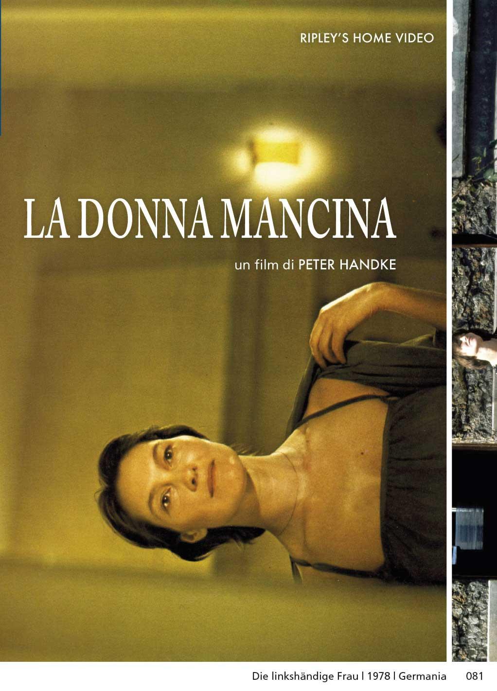 LA DONNA MANCINA (DVD)