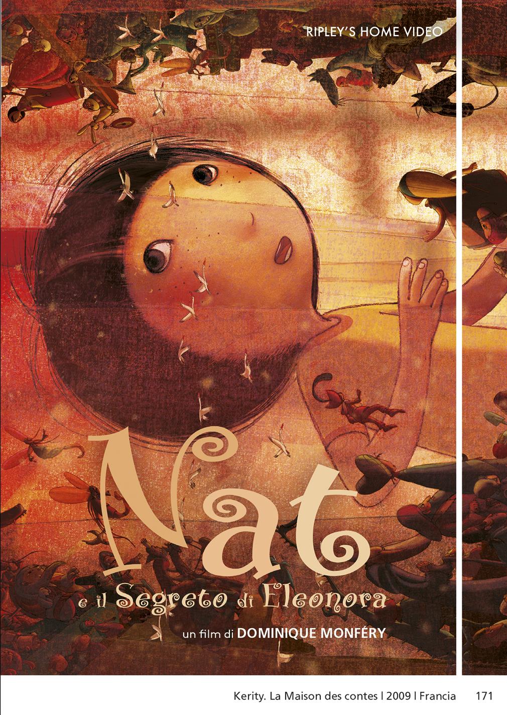 NAT E IL SEGRETO DI ELEONORA (DVD)
