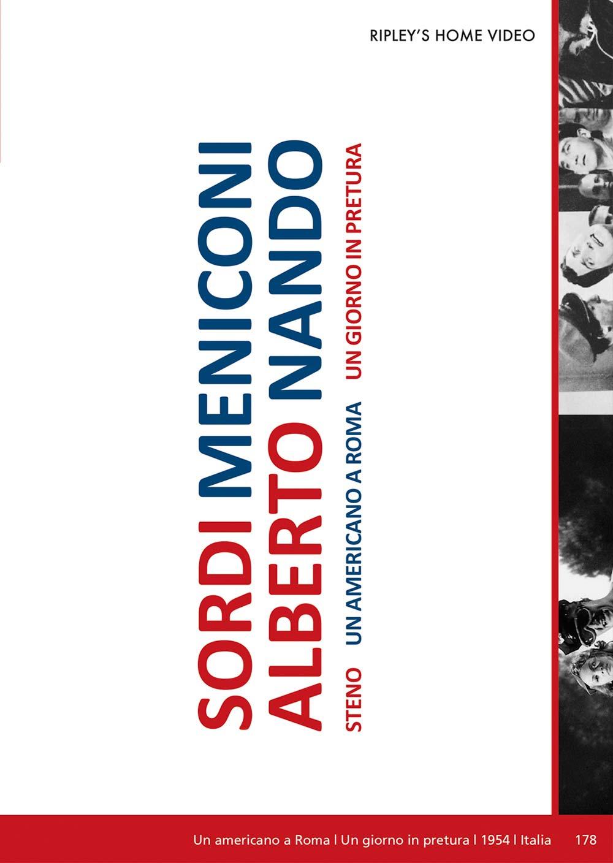 COF.UN AMERICANO A ROMA / UN GIORNO IN PRETURA (SPECIAL EDITION