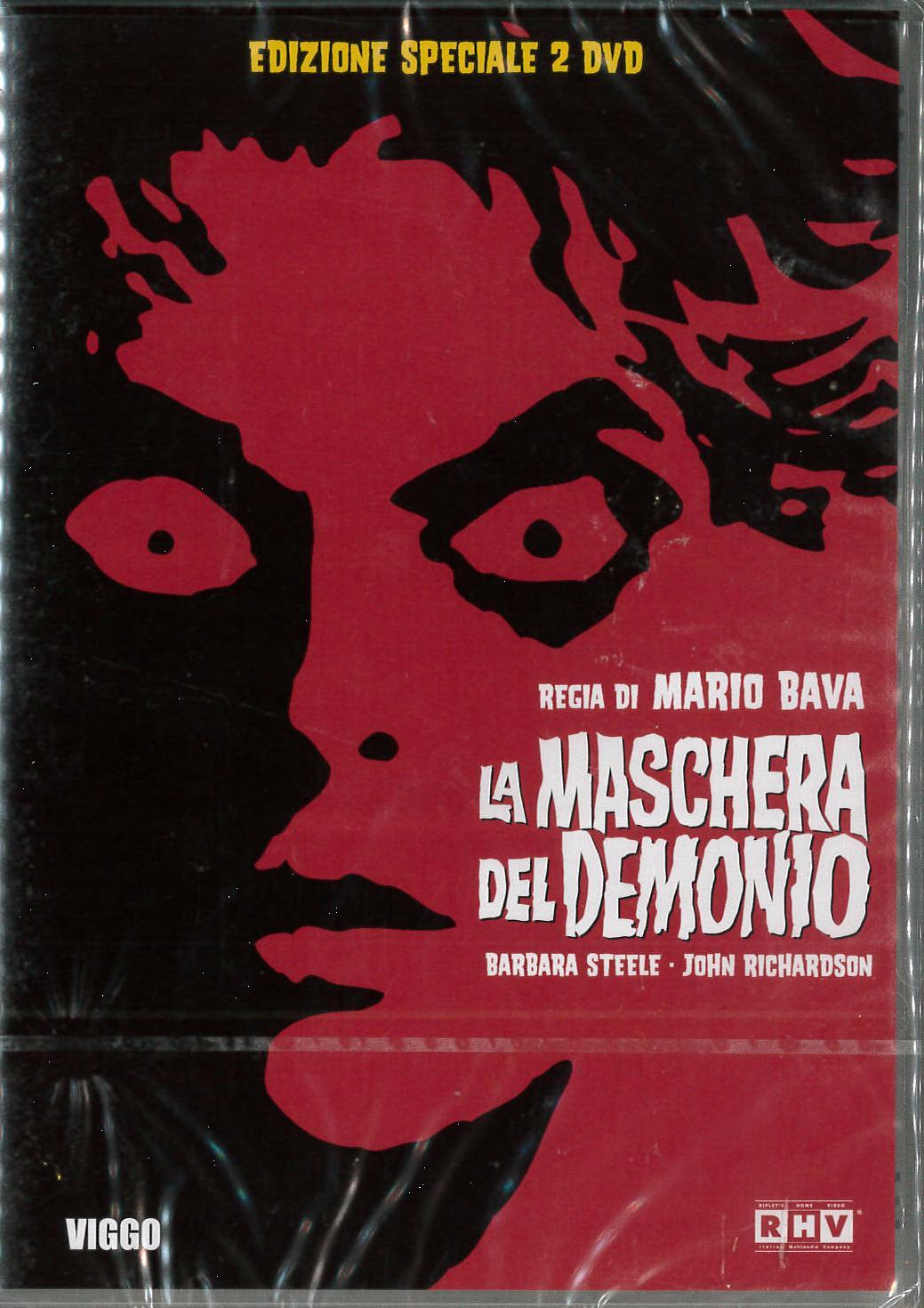 LA MASCHERA DEL DEMONIO (2 DVD) (DVD)