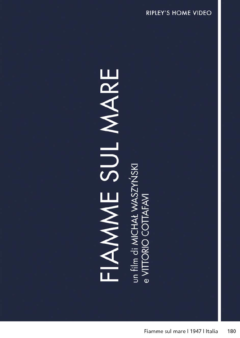 FIAMME SUL MARE (DVD)