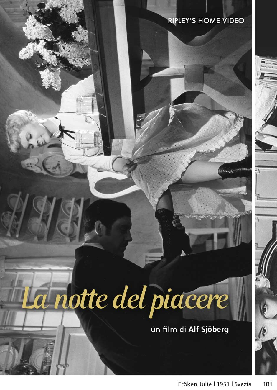 LA NOTTE DEL PIACERE (DVD)