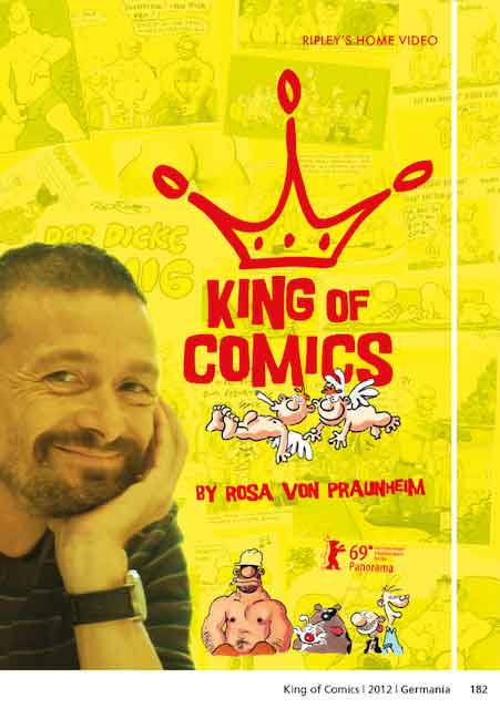 KING OF COMICS (DVD)