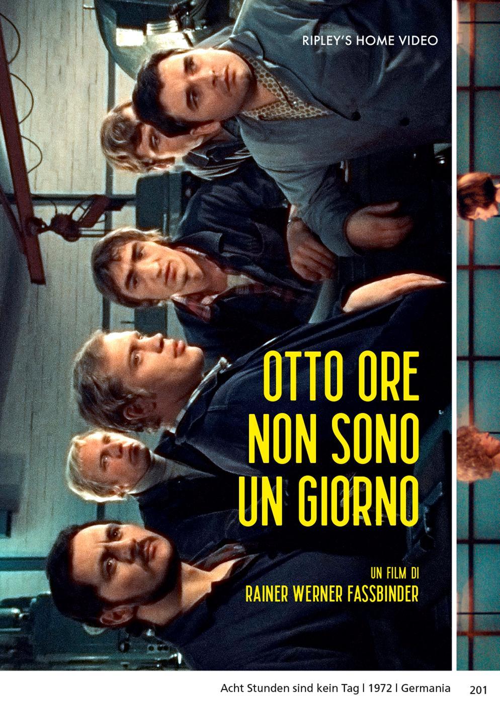 COF.OTTO ORE NON SONO UN GIORNO (3 DVD) (DVD)