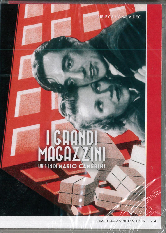 I GRANDI MAGAZZINI (DVD)