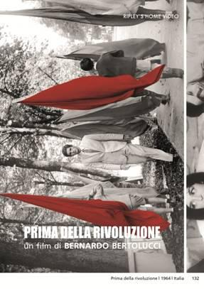 PRIMA DELLA RIVOLUZIONE - BLU RAY