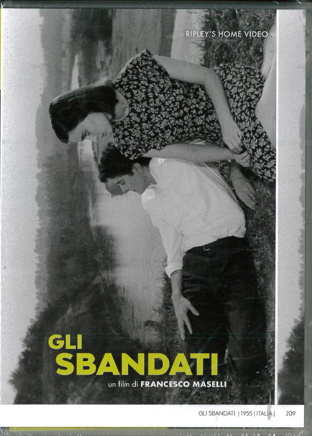 GLI SBANDATI (VERSIONE RESTAURATA) (DVD)