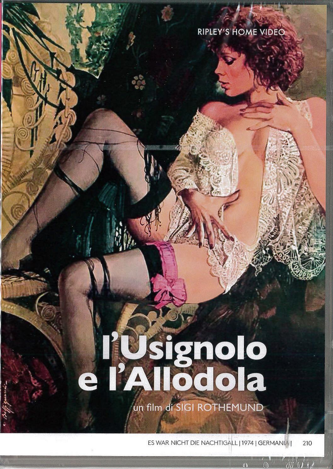 L'USIGNOLO E L'ALLODOLA (DVD)