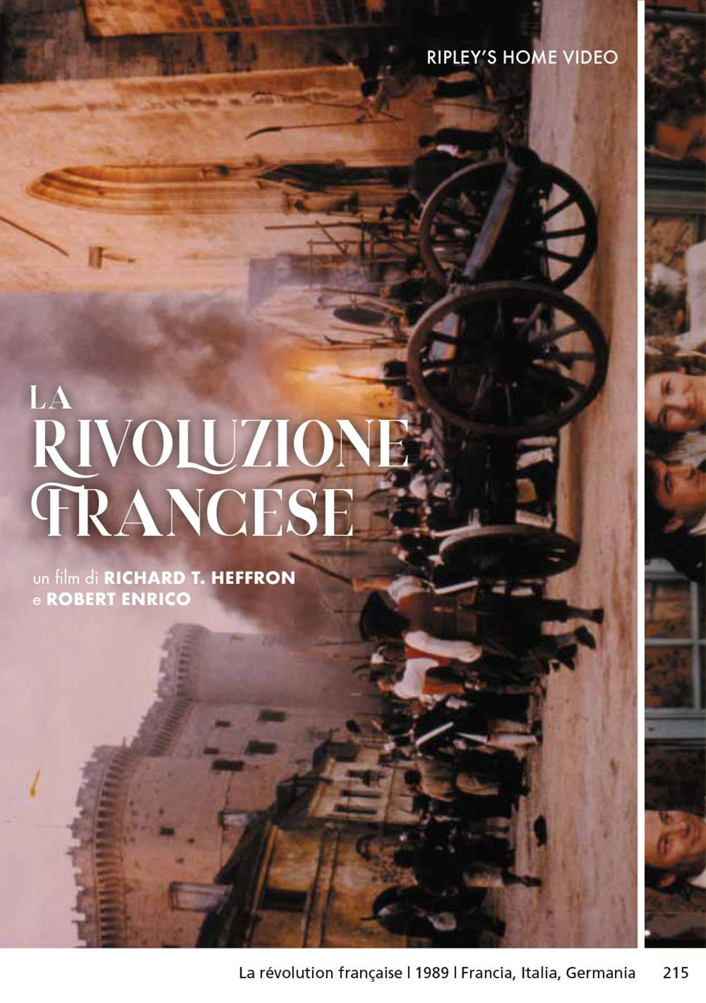 COF.LA RIVOLUZIONE FRANCESE (2 DVD) (DVD)