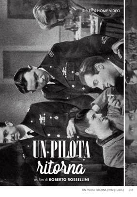 UN PILOTA RITORNA (DVD)