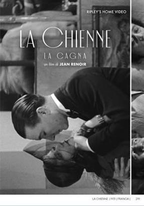 LA CAGNA (DVD)