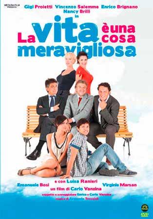 LA VITA E' UNA COSA MERAVIGLIOSA (DVD)