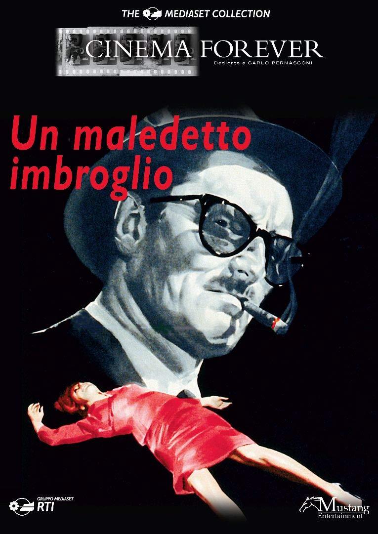 UN MALEDETTO IMBROGLIO (DVD)