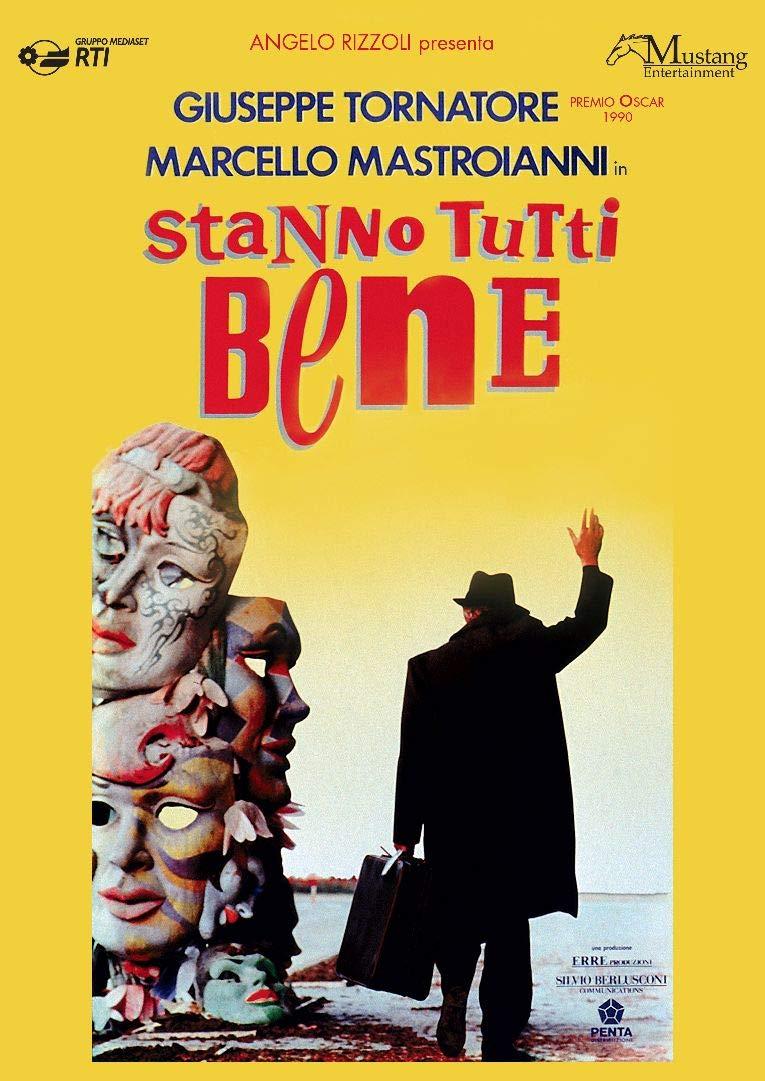STANNO TUTTI BENE (DVD)