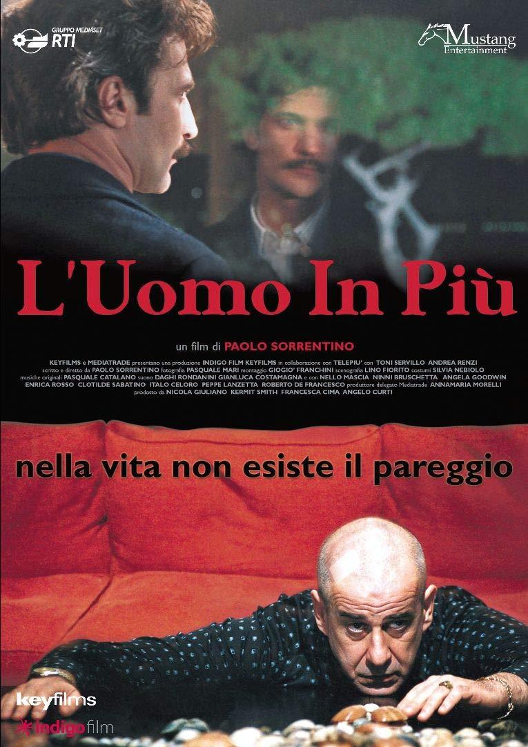 L'UOMO IN PIU' (DVD)