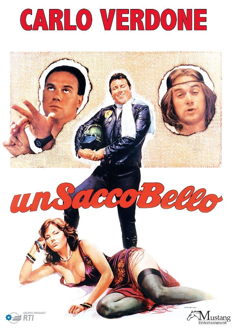 UN SACCO BELLO (DVD)
