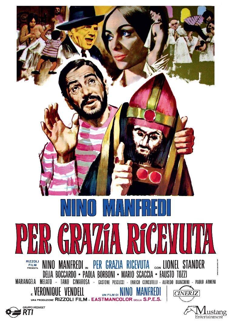 PER GRAZIA RICEVUTA (DVD)