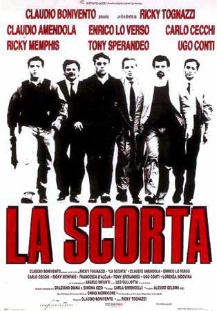 LA SCORTA (DVD)