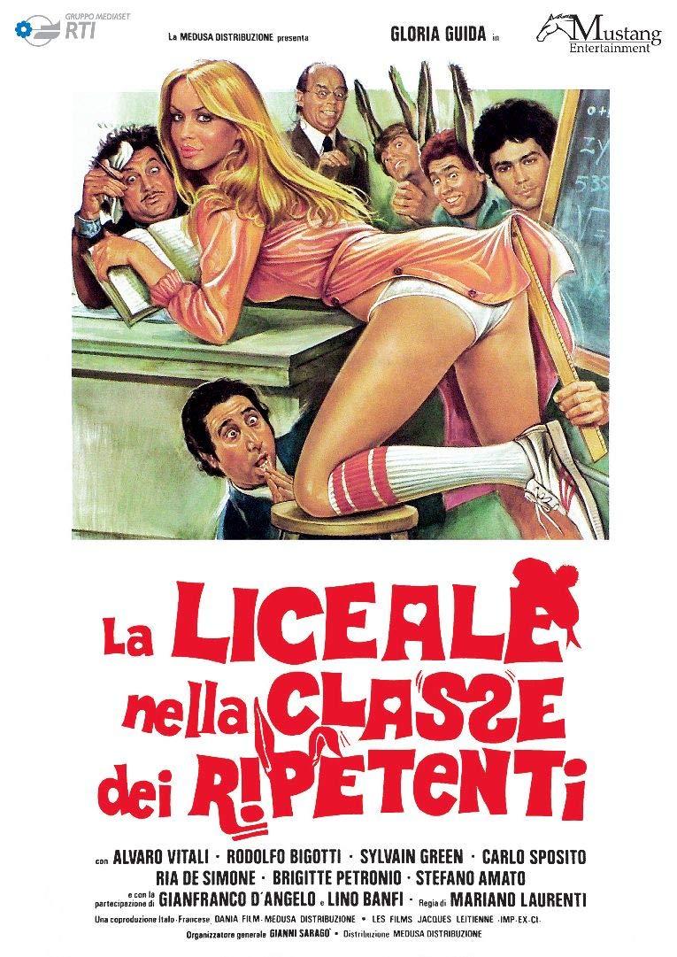 LA LICEALE NELLA CLASSE DEI RIPETENTI (DVD)