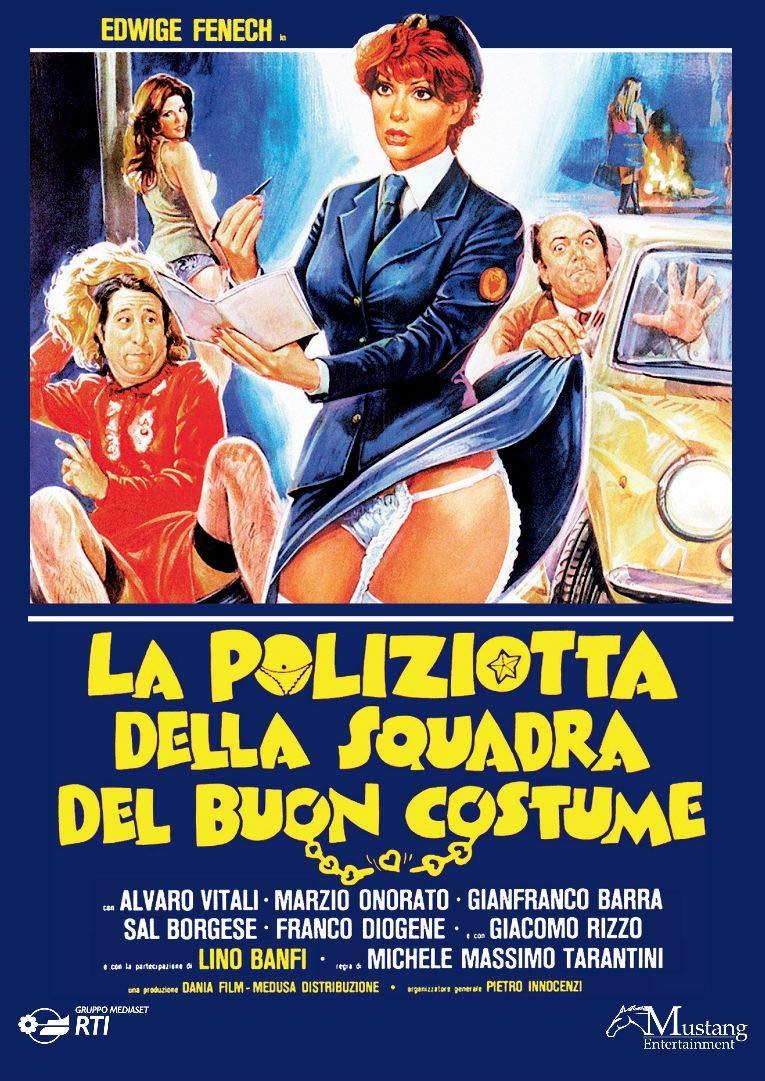 LA POLIZIOTTA DELLA SQUADRA DEL BUON COSTUME (DVD)