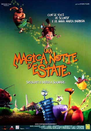 UNA MAGICA NOTTE D'ESTATE (DVD)