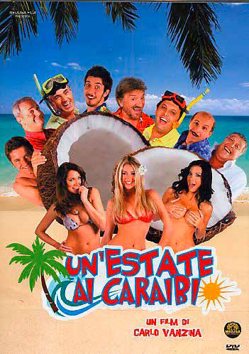 UN'ESTATE AI CARAIBI (DVD)