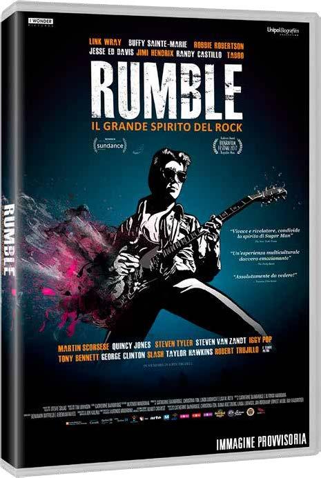 RUMBLE - IL GRANDE SPIRITO DEL ROCK (DVD)